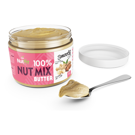 NutVit 100% Nut Butter Mix 500 g